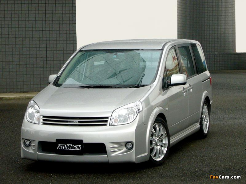 Impul Nissan Lafesta (B30) 2004–07 wallpapers (800 x 600)