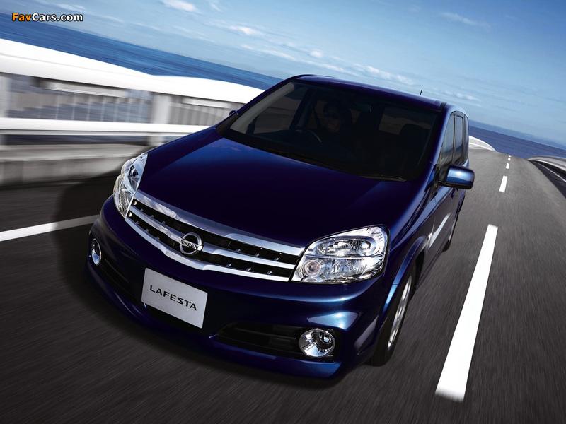 Nissan Lafesta Highway Star (B30) 2008–11 pictures (800 x 600)