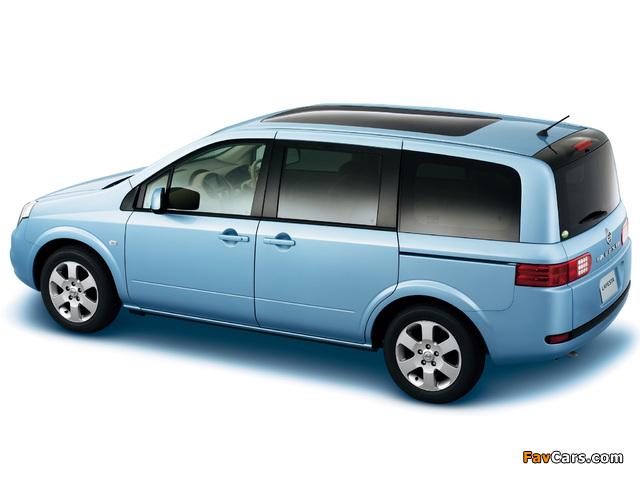 Photos of Nissan Lafesta (B30) 2004–07 (640 x 480)