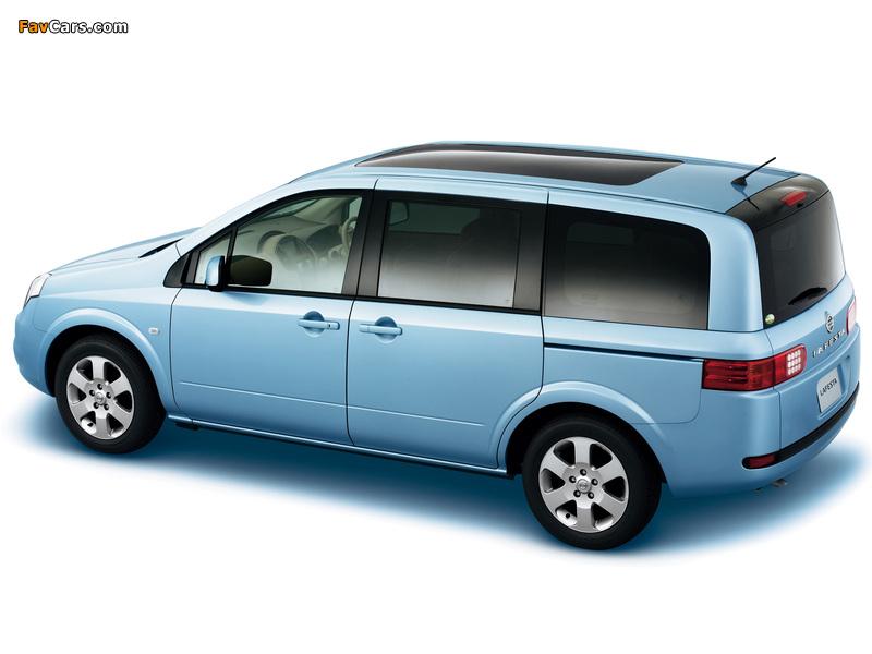 Photos of Nissan Lafesta (B30) 2004–07 (800 x 600)