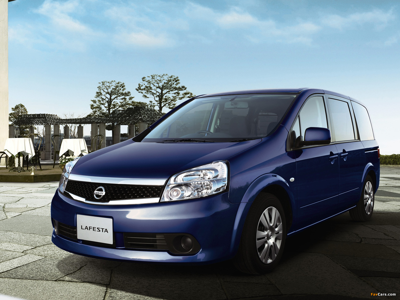 Pictures of Nissan Lafesta (B30) 2007 (1600 x 1200)