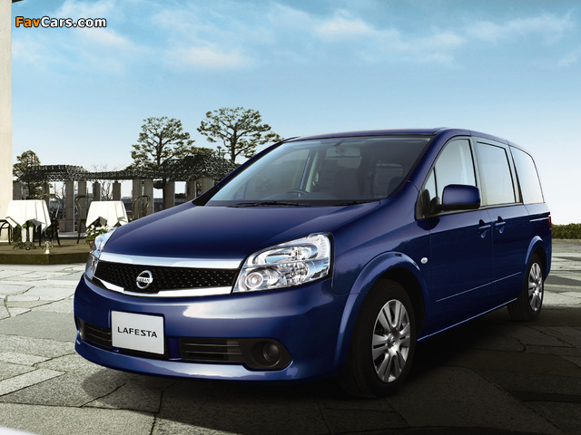 Pictures of Nissan Lafesta (B30) 2007 (640 x 480)