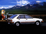 Nissan Langley 5-door (N12) 1982–86 wallpapers
