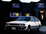 Photos of Nissan Langley 5-door (N12) 1982–86