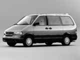 Nissan Largo (W30) 1993–99 pictures