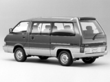 Pictures of Nissan Vanette Largo Coach (GC22) 1986–93