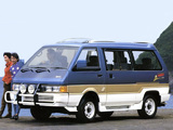 Pictures of Autech Nissan Vanette Largo Umibouzu Coach 4WD (GC22) 1989