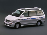 Pictures of Autech Nissan Largo Highway Star (W30) 1995–97