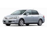 Photos of Nissan Tiida Latio JP-spec (SC11) 2008–12