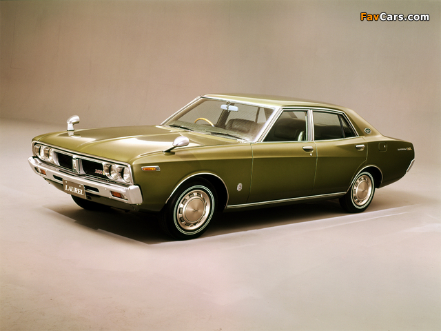 Images of Nissan Laurel Sedan (C130) 1972–74 (640 x 480)