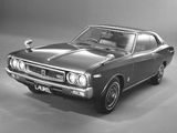 Nissan Laurel Coupe (C130) 1974–77 wallpapers