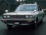 Nissan Laurel Sedan (C231) 1978–80 pictures