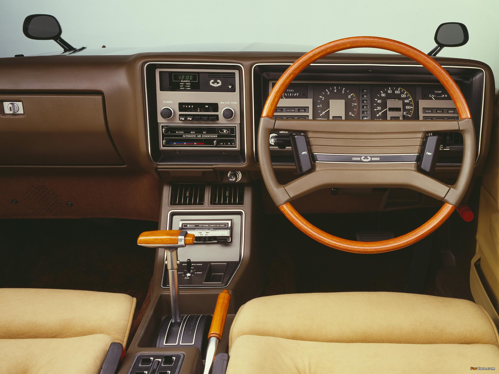 Nissan Laurel Coupe (C231) 1978–80 pictures (2048 x 1536)