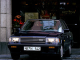 Nissan Laurel Sedan (C32) 1986–93 photos