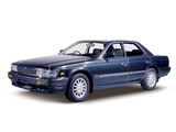 Nissan Laurel (C33) 1989–93 photos