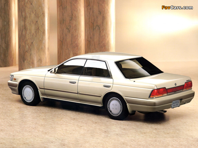 Nissan Laurel (C33) 1989–93 wallpapers (640 x 480)