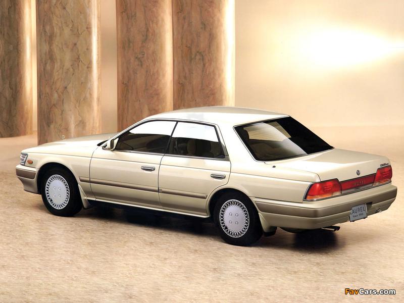 Nissan Laurel (C33) 1989–93 wallpapers (800 x 600)