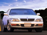 Nissan Laurel (C35) 1997–99 wallpapers
