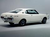 Photos of Nissan Laurel Coupe (C130) 1974–77