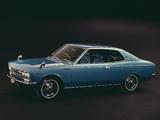 Pictures of Nissan Laurel Hardtop (C30) 1968–72