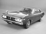 Pictures of Nissan Laurel Sedan (C130) 1974–77