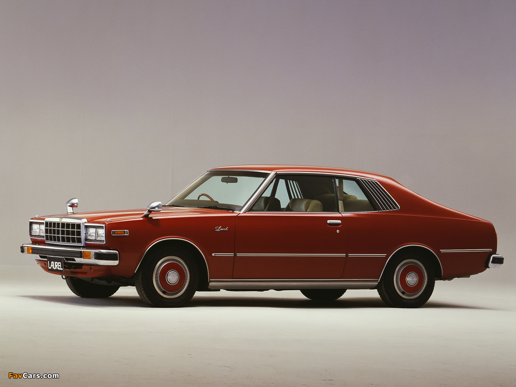Pictures of Nissan Laurel Coupe (C231) 1978–80 (1024 x 768)