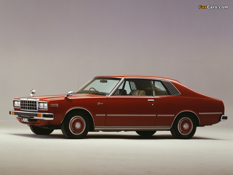 Pictures of Nissan Laurel Coupe (C231) 1978–80 (800 x 600)
