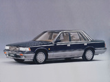 Pictures of Nissan Laurel Sedan (C32) 1986–93