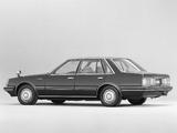 Nissan Laurel Sedan (C31) 1980–82 wallpapers