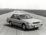 Nissan Laurel Sedan (C32) 1986–93 wallpapers