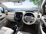 Images of Nissan Leaf JP-spec 2010