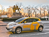 Images of Nissan Leaf Taxi US-spec 2013