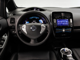 Images of Nissan Leaf US-spec 2013
