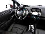 Images of Nissan Leaf 2013