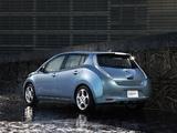 Nissan Leaf JP-spec (ZEO) 2010 images