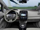 Nissan Leaf 2010 images
