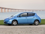 Nissan Leaf 2010 photos