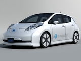 Nissan Leaf Aero Style Concept 2011 pictures