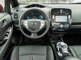 Nissan Leaf 2013 images