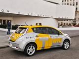 Nissan Leaf Taxi US-spec 2013 images