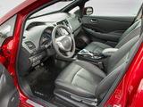 Nissan Leaf 2013 photos