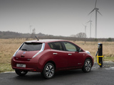 Nissan Leaf 2013 photos