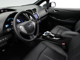 Nissan Leaf US-spec 2013 photos
