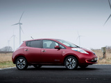Nissan Leaf 2013 pictures
