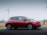 Nissan Leaf 2013 pictures