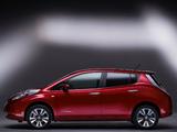 Nissan Leaf 2013 wallpapers