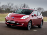 Nissan Leaf 2013 wallpapers