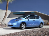 Photos of Nissan Leaf US-spec 2010–13