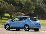 Photos of Nissan Leaf 2010