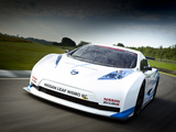 Photos of Nissan Leaf Nismo RC 2011